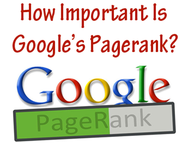 Importance of PageRank
